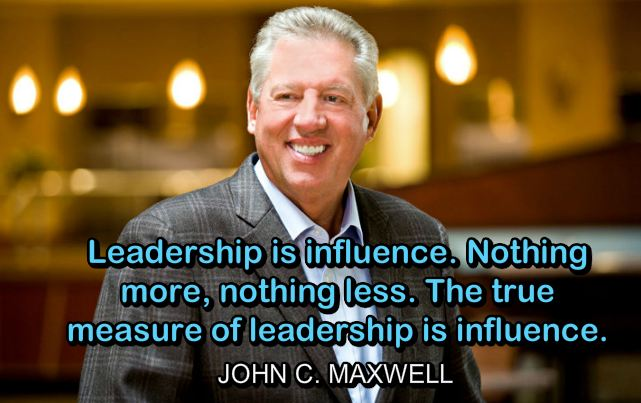 John-Maxwell-Leadership-is-influence